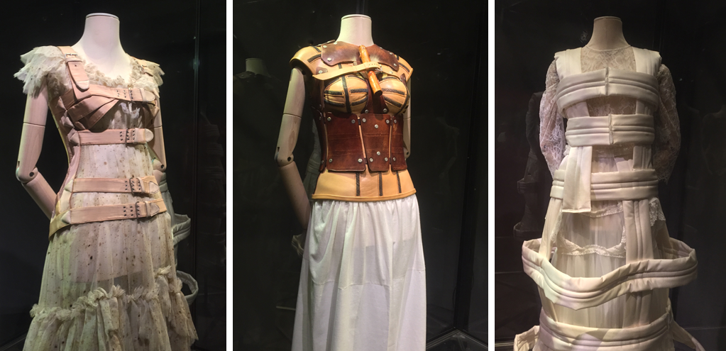 frida kalho influences on fashion: jean paul gaultier, dai reees, rei kawakubo