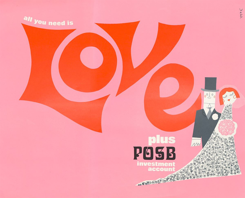 dorrit dekk all you need is love post office savings bank
