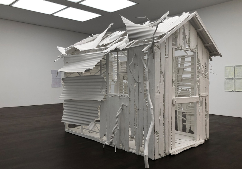 Rachel Whiteread Internal Objects April 12–June 6, 2021 Gagosian Grosvenor Hill